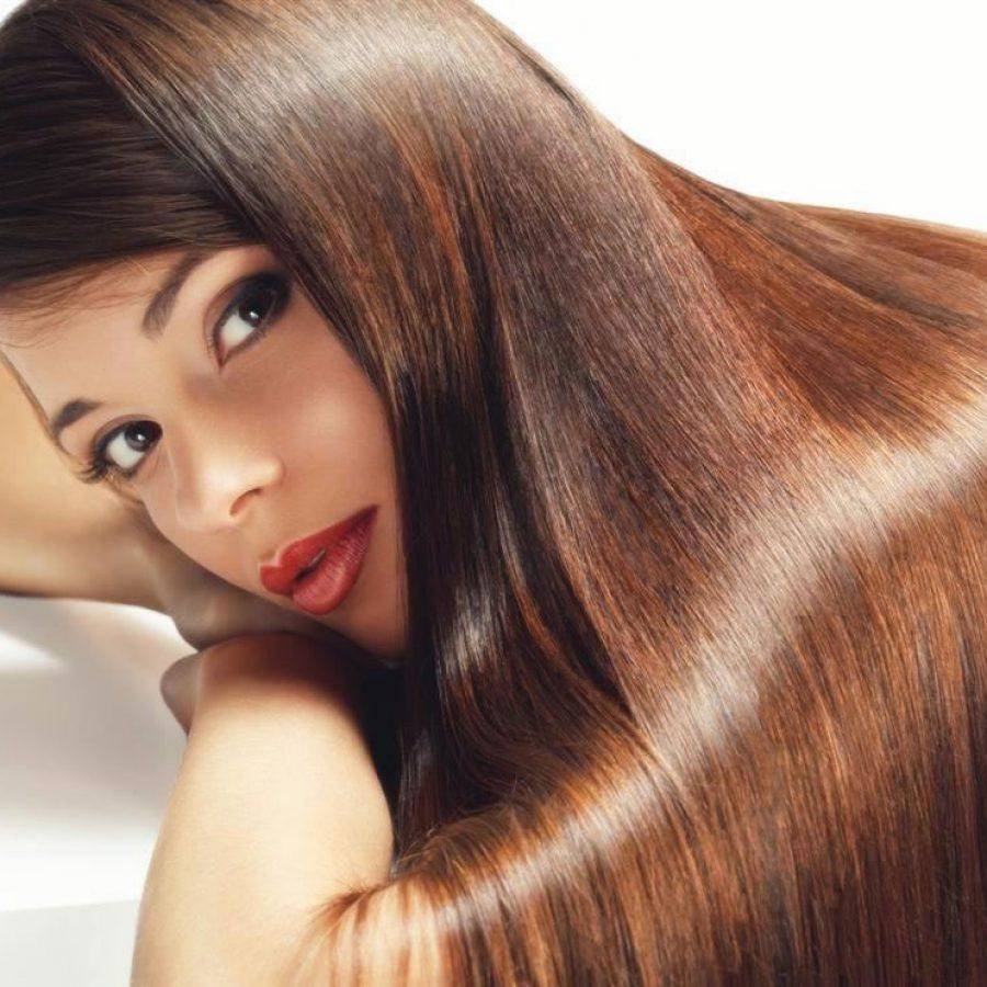 Маска для волос из желтка и меда