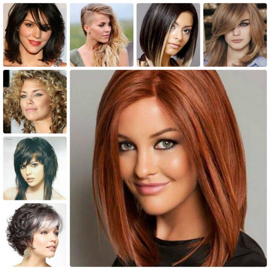 Женские стрижки на волосы ниже плеч