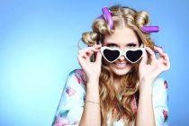 Папильоны для волос