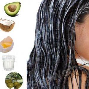 Приготовление масок для волос