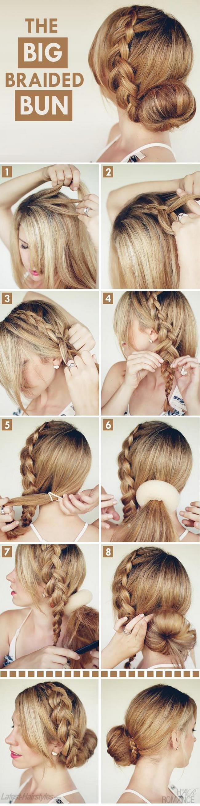 детские прически несложные на длинные волосы