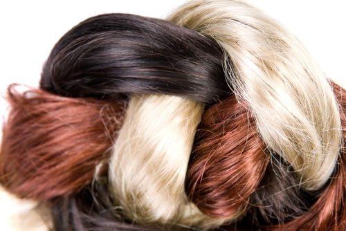 Мелирование волос брюнетками