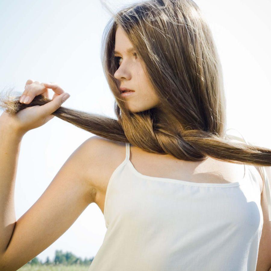 Как добиться здоровых и красивых волос