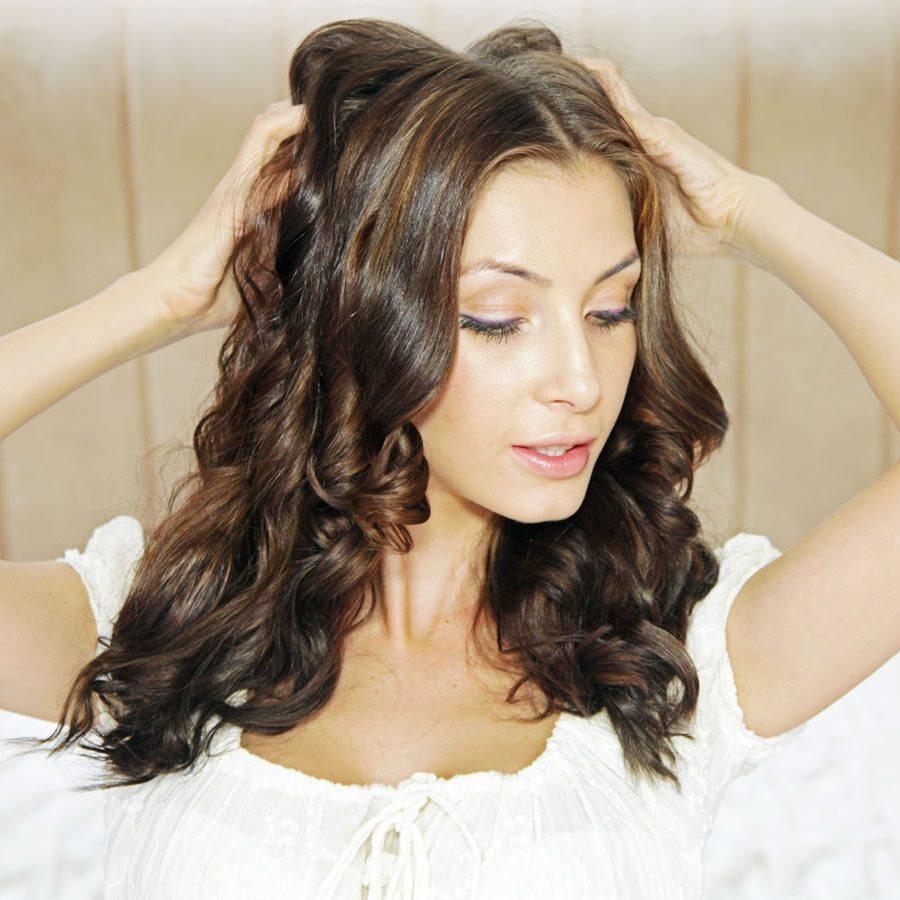 Электробумеранги для волос