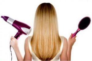 Как подсушить корни волос ДОМАШНИЕ СРЕДСТВА