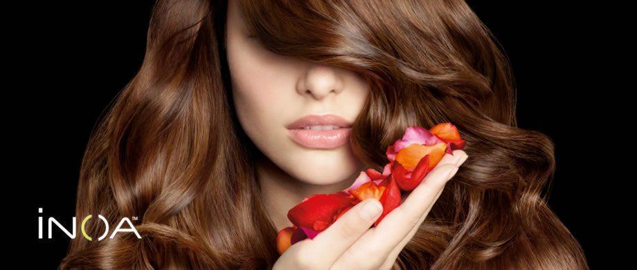 Inoa краска для волос палитра
