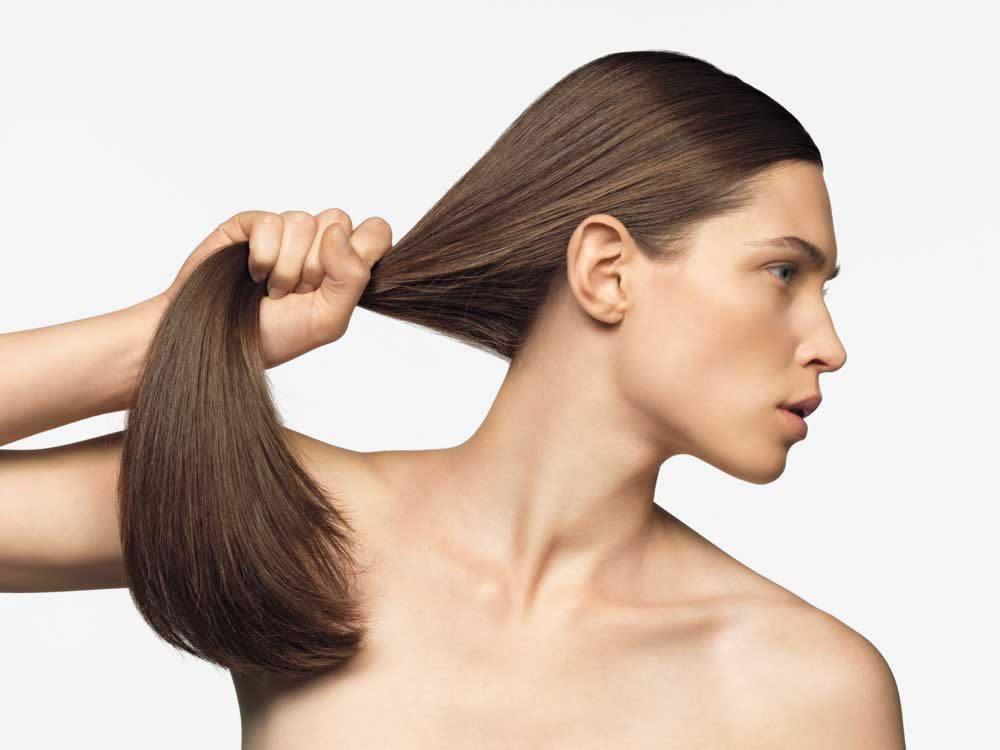 Маска для сухих и ломких волос с майонезом