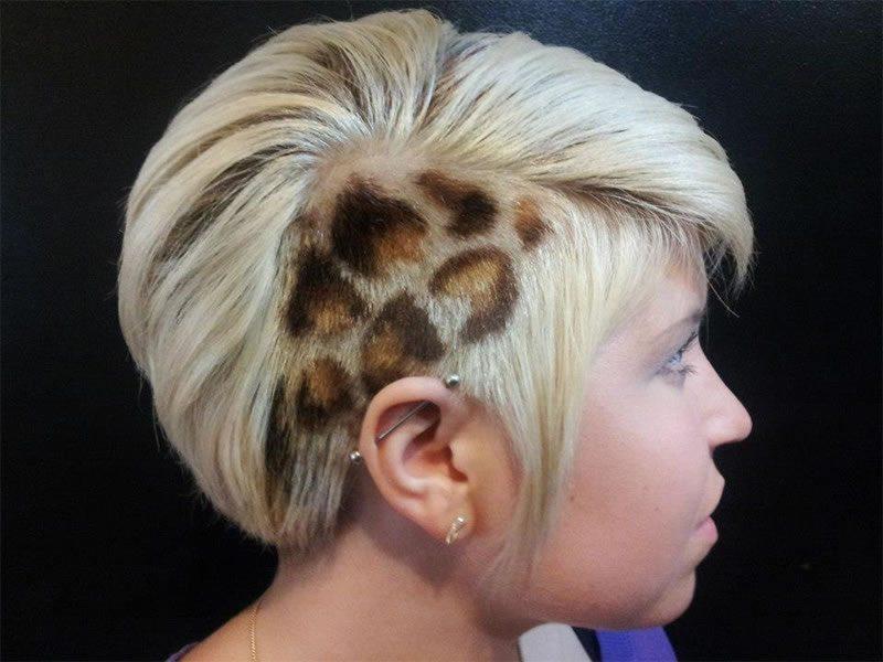 леопардовая окраска
