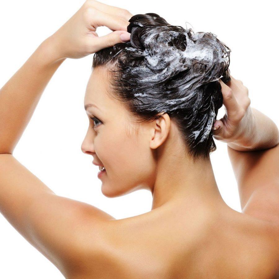 как правильно мыть волосы