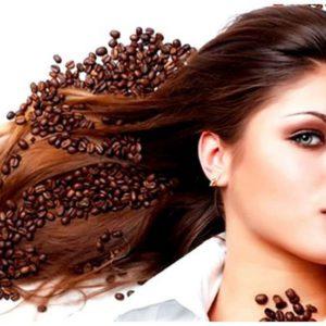Окрашивание с кофе