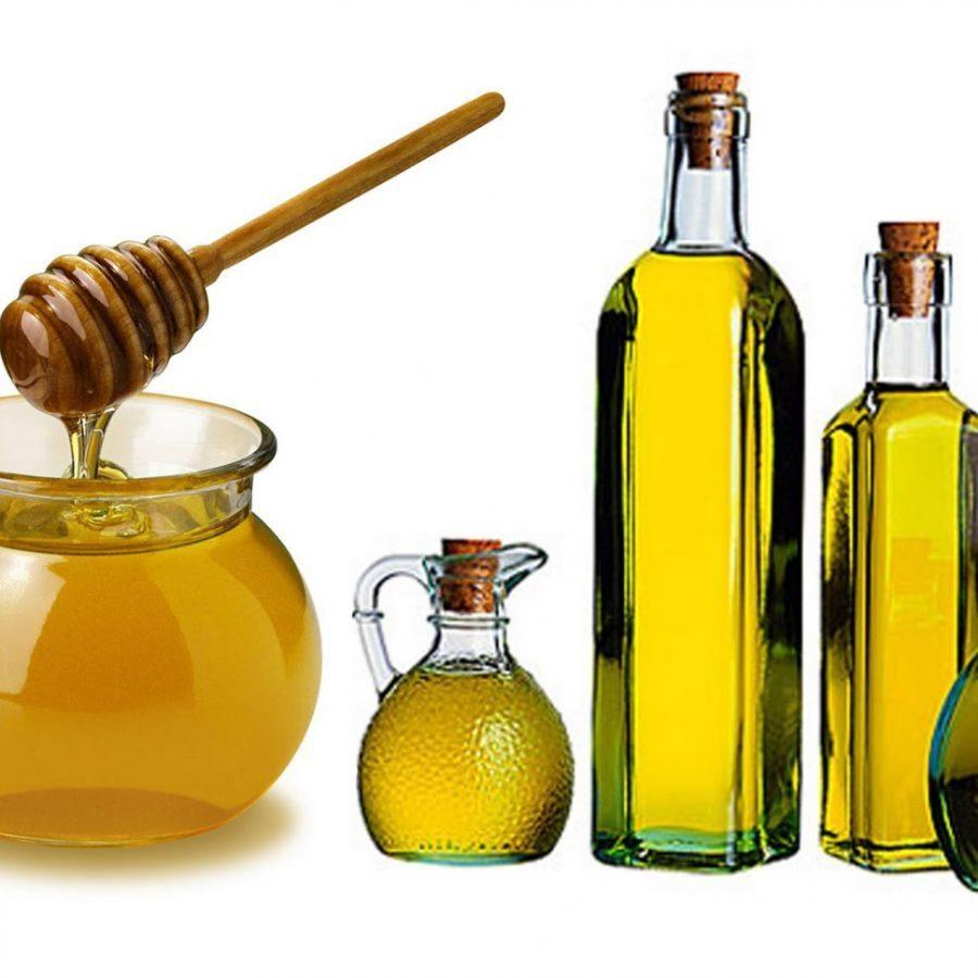 Оливковое масло мед