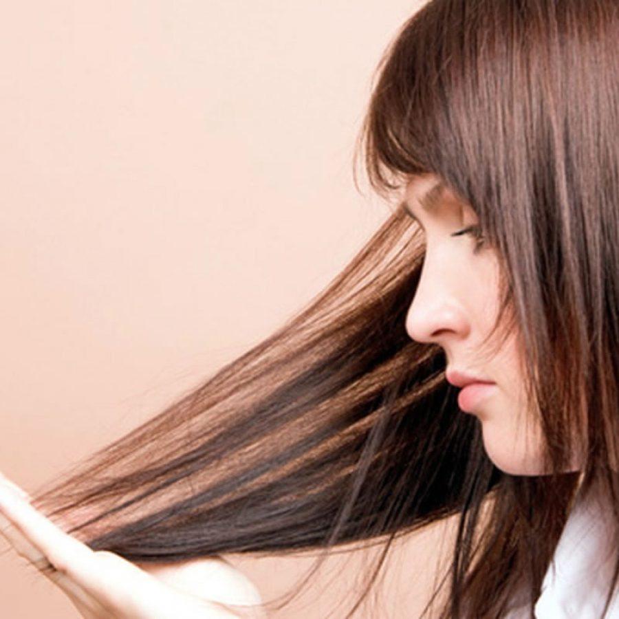 Секущиеся кончики волос быстрое восстановление