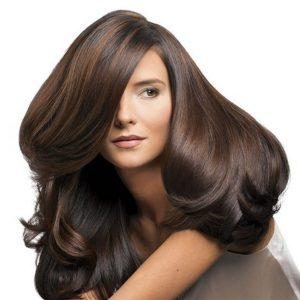 масла помогают сделать волосы шелковистыми