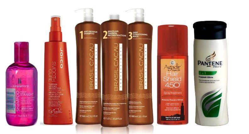 Средства для волос шампунь бальзам