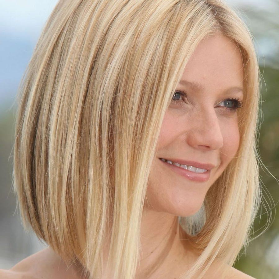 Фото боб для тонких волос