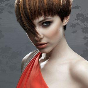 Стрижка боб каре на тонкие волосы