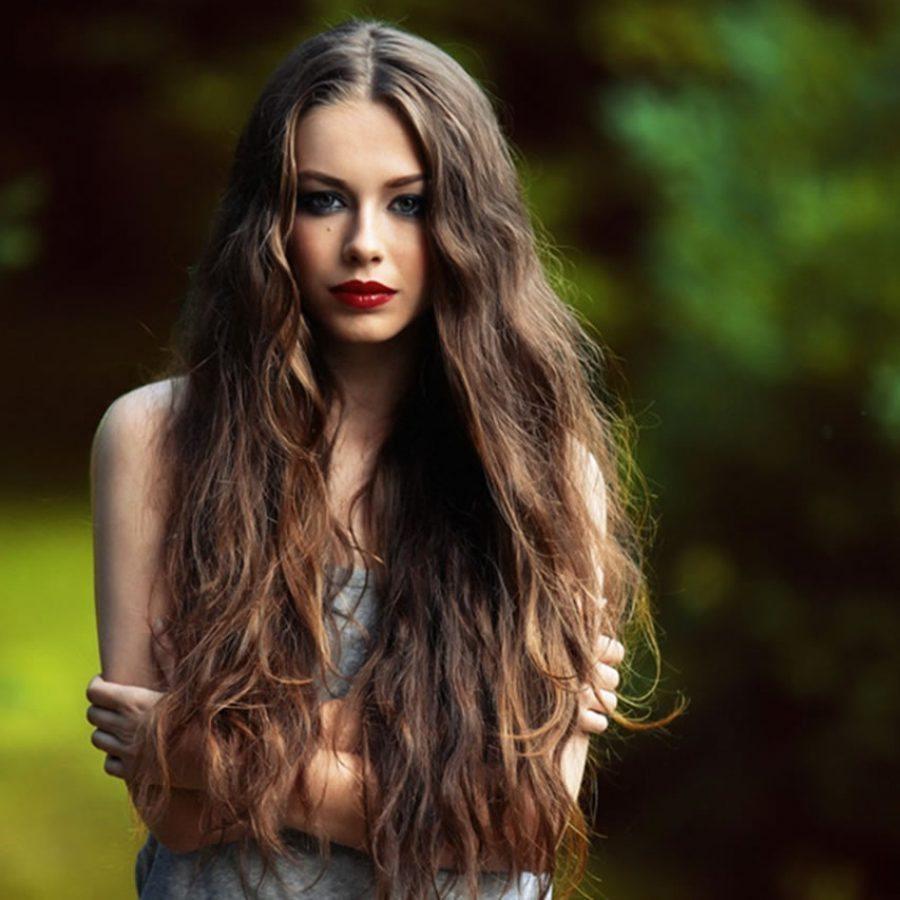 для ухода за волосами используйте репейное масло