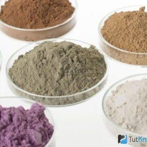 Виды красящих веществ для волос