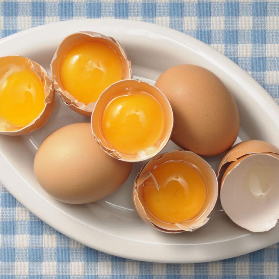 Маски для волос со сметаной и яйцом