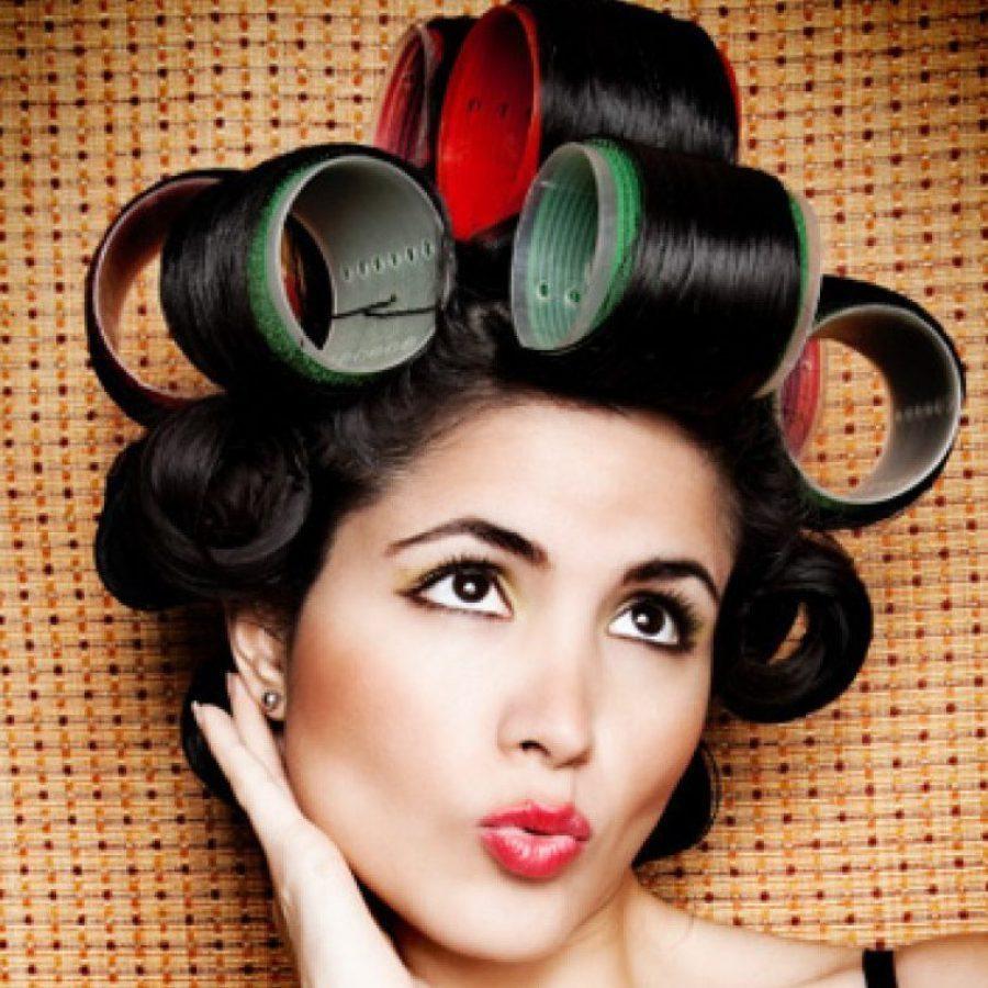 Как правильно накручивать волосы на бигуди