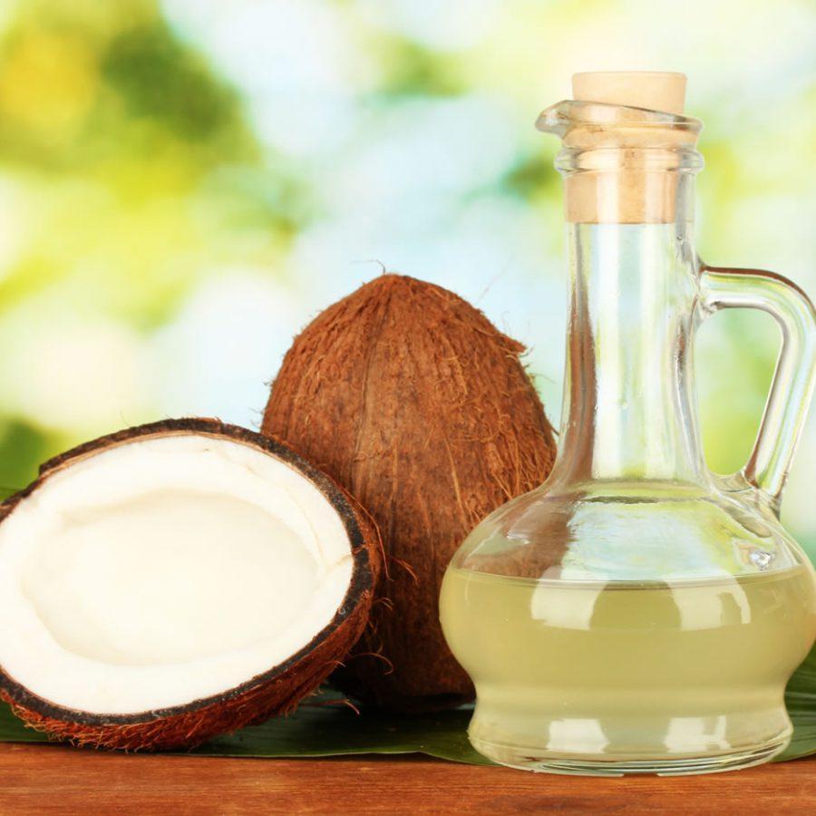 маски с кокосовым маслом в домашних условиях