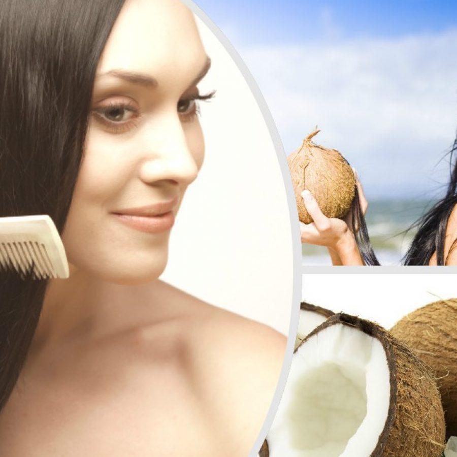 Маска для волос кокос