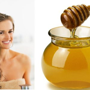 Маски с медом осветляют и питают