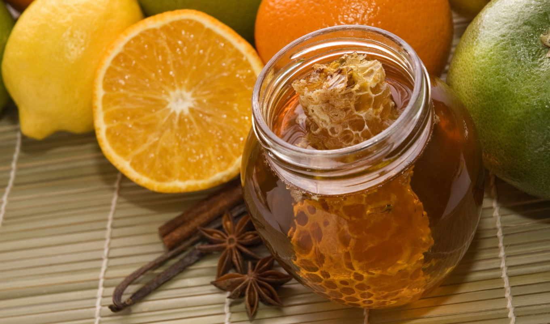 Мед и корица как средство для волос