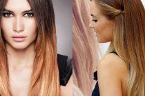 женщинам, желающим сменить имидж следует выбрать модный вариант покраски волос