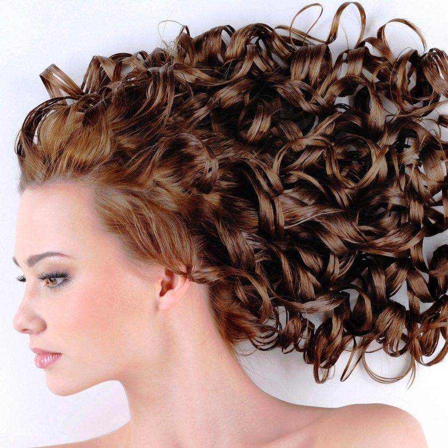 Стрижки для тонких и жидких волос с природой можно
