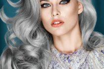 Для тонких и ломких волос не стоит делать окрашивания в серый тон