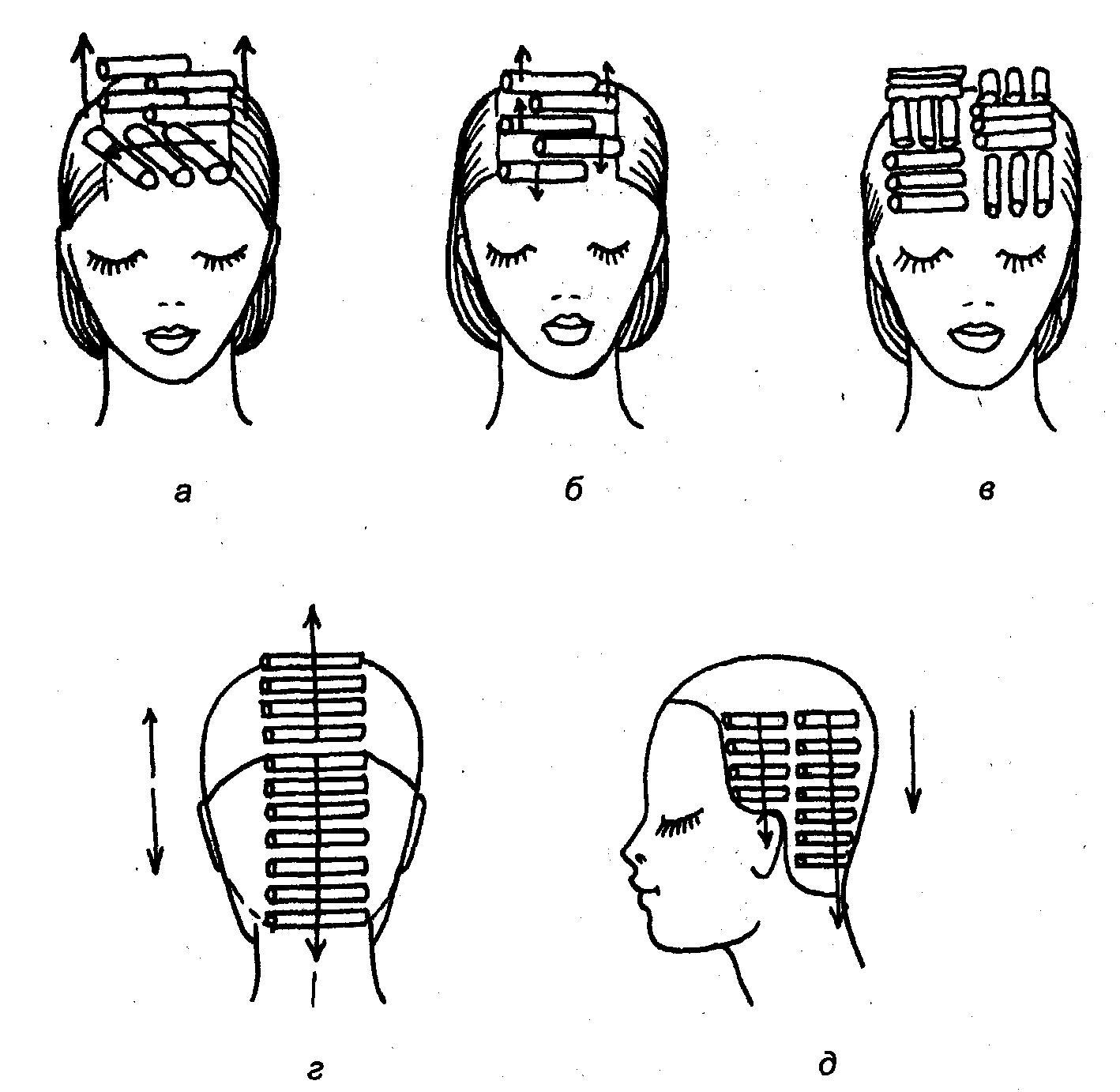 Коклюшки для волос