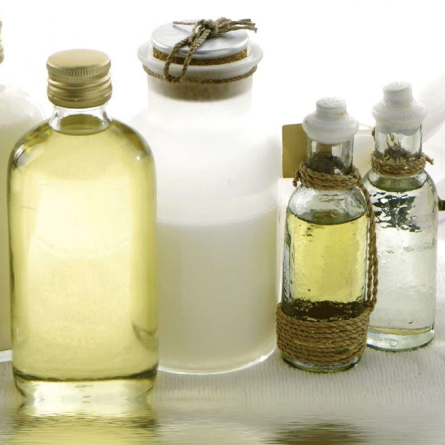 Косторовое льяноное масло