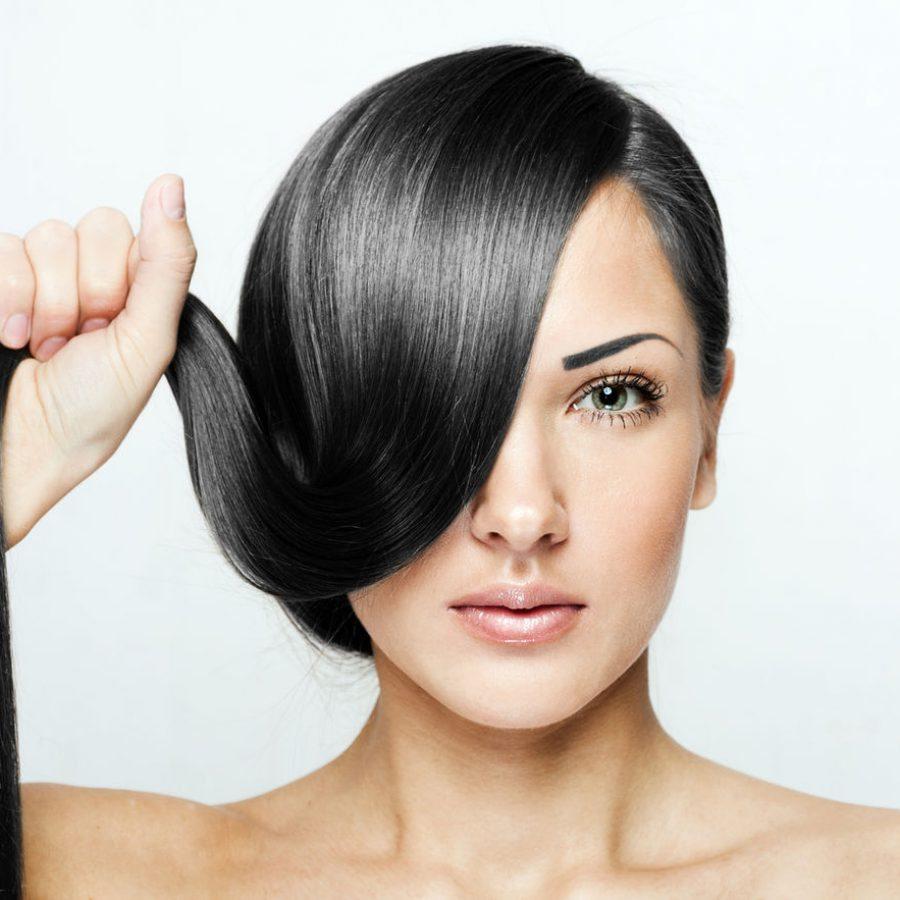 как восстановить ломкие волосы
