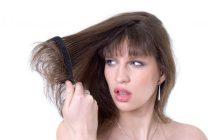причины ломких волос