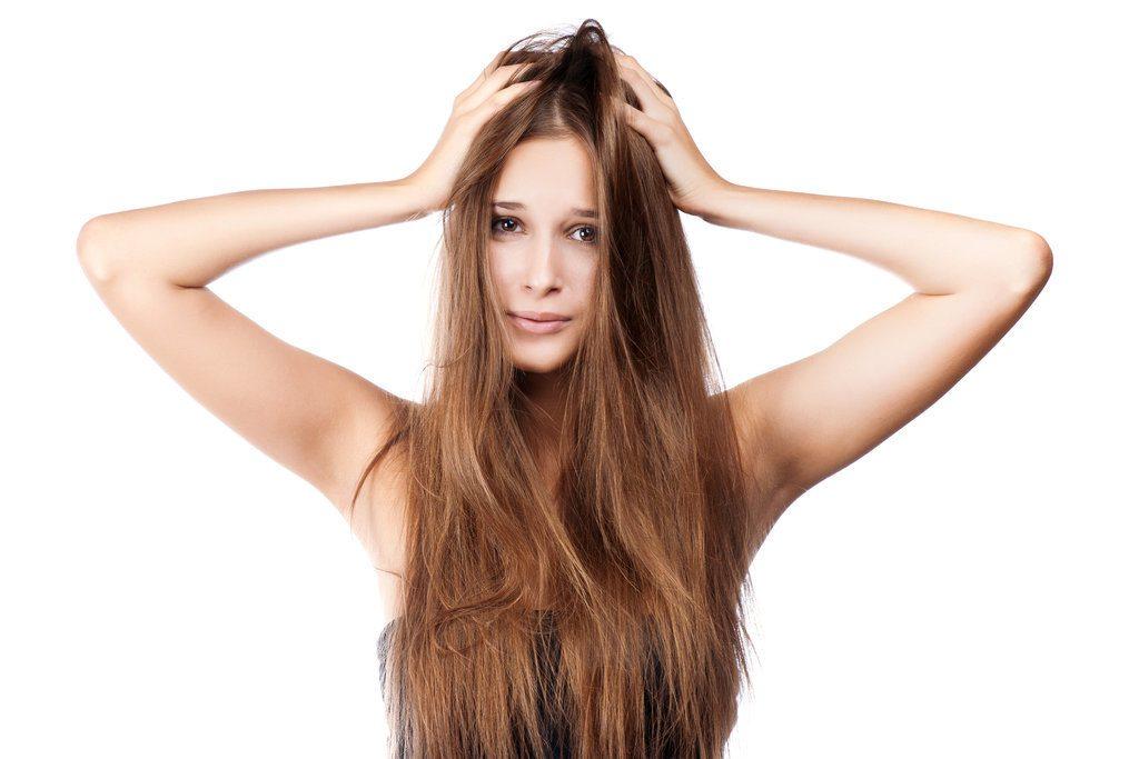 ломкие волосы - маски и уход