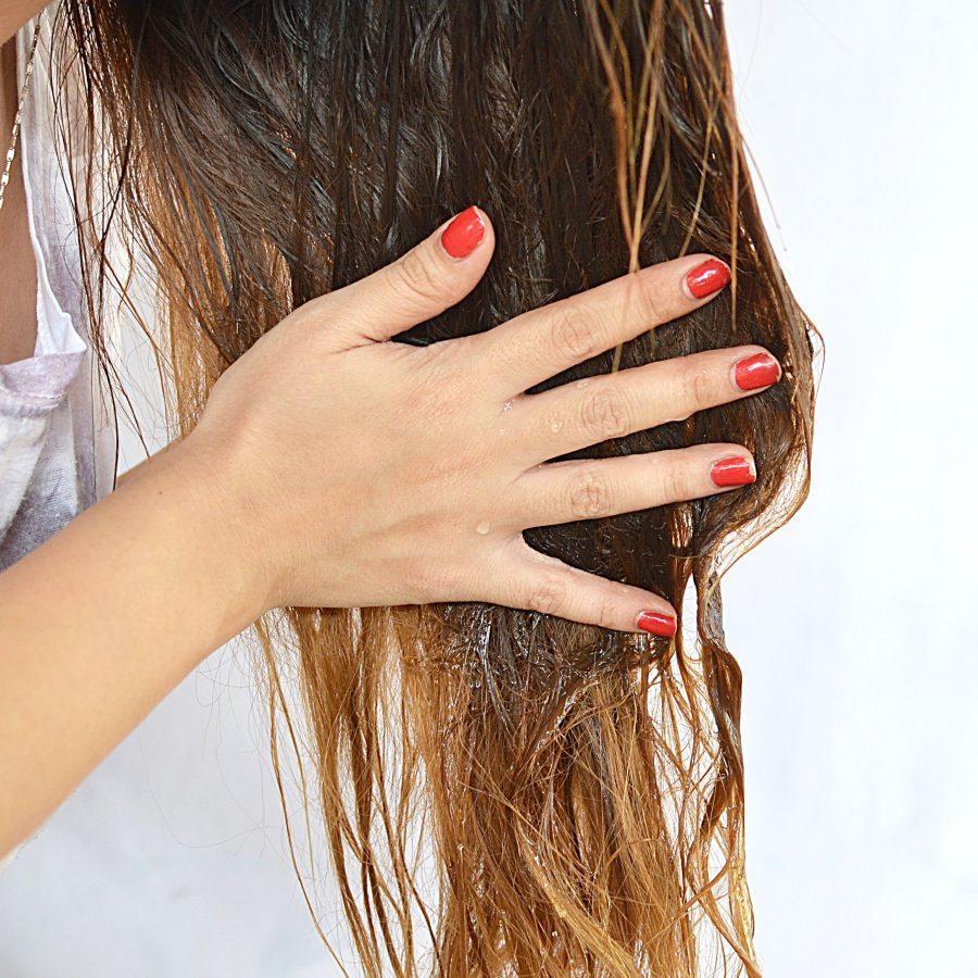 Маска для волос от сухости