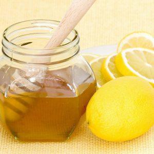 маска мед и лимон для волос сделает волосы блестящими