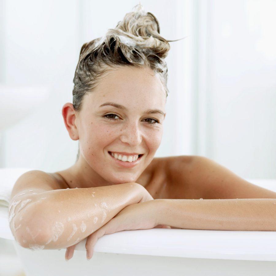 Ламинирования волос с витаминами