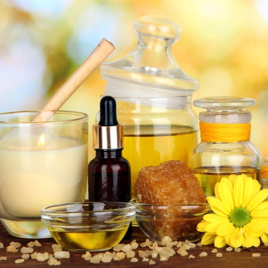 натуральные средства помогут здоровью окрашенных волос