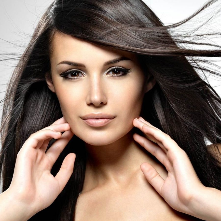 Объемных, густых и роскошных волосах