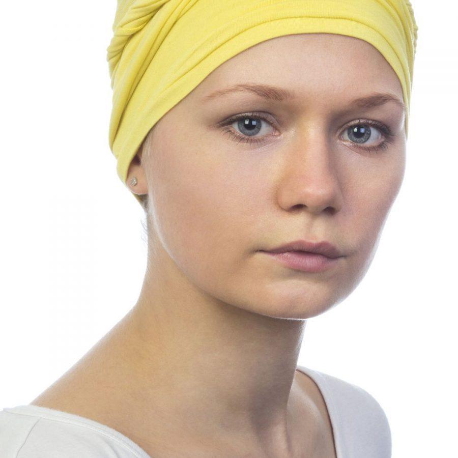 седые волосы после химиотерапии