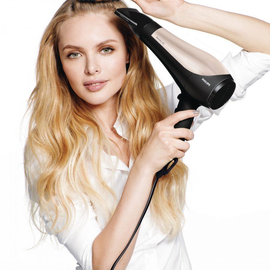 Как сделать объем на волосах без фена