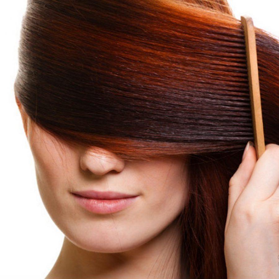 Как наносить хну на волосы? 51