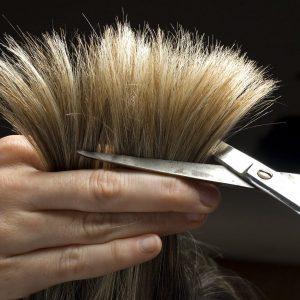 секущиеся концы нужно регулярно подстригать