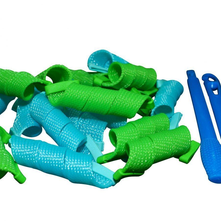 Спиральные бигуди