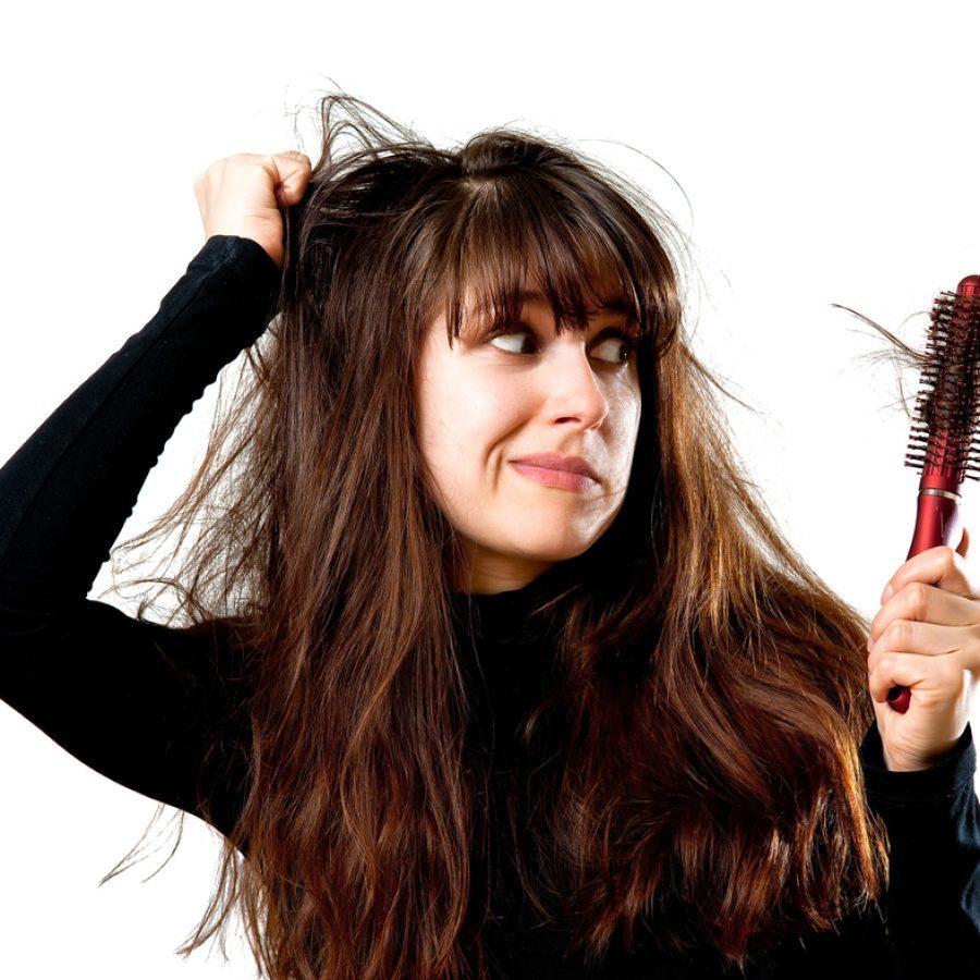 к чему сниться репейник запутанный в волосач