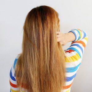 Сушить волосы без фена