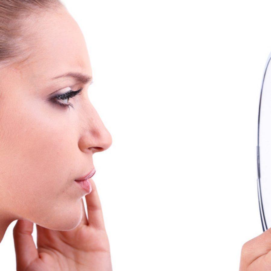 удаление волос на лице борной кислотой