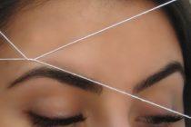 Для удаления волос нитью рекомендуется приобрести шелковую нить
